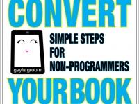 Kindle e-book cover