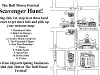 Roosevelt Scavenger Hunt Ad
