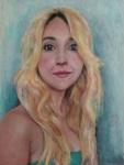 Portrait, 18x24